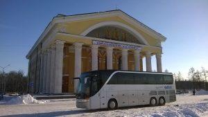 Ryhmämatkat Venäjälle